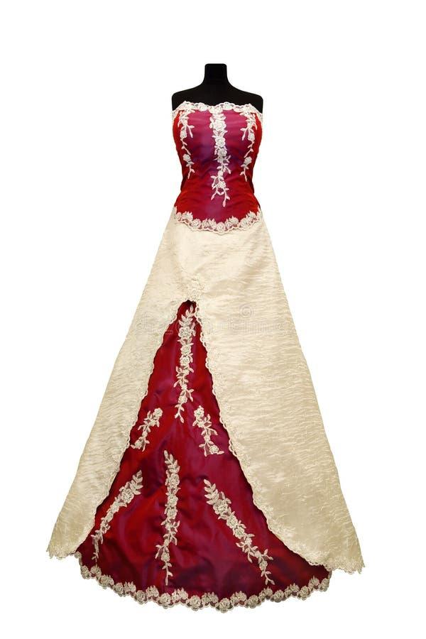 όμορφος γάμος φορεμάτων στοκ φωτογραφία με δικαίωμα ελεύθερης χρήσης