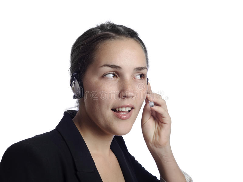 Download Όμορφος γραμματέας στοκ εικόνα. εικόνα από εταιρικός - 13183891