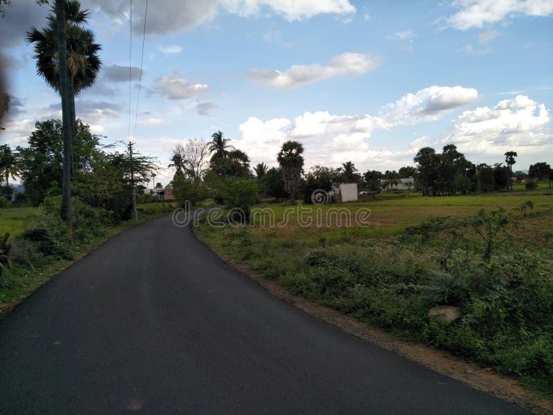 όμορφος δρόμος στοκ εικόνες με δικαίωμα ελεύθερης χρήσης