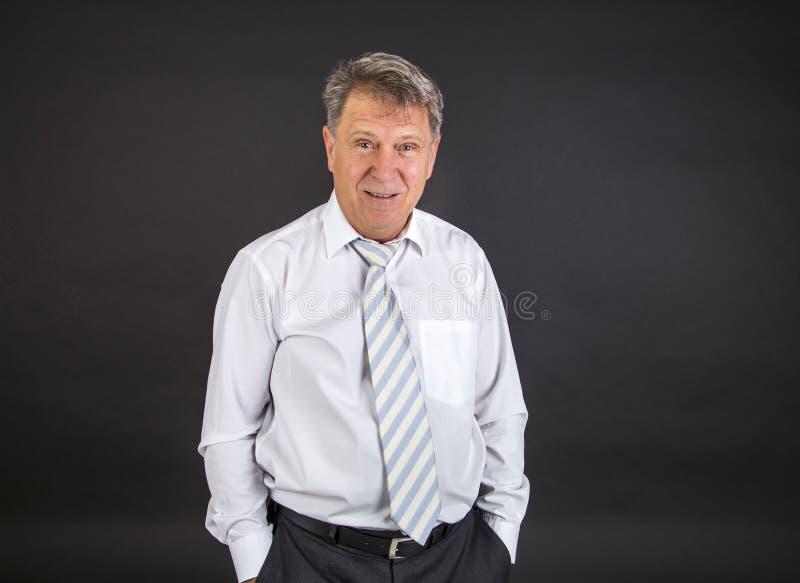 Download Όμορφος επιχειρηματίας στο άσπρο υπόβαθρο Στοκ Εικόνες - εικόνα από καυκάσιος, επάγγελμα: 62711954