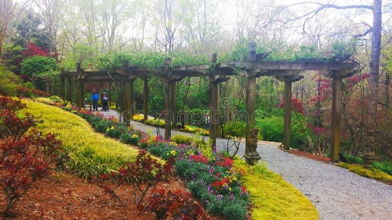 όμορφος κήπος στοκ εικόνα με δικαίωμα ελεύθερης χρήσης