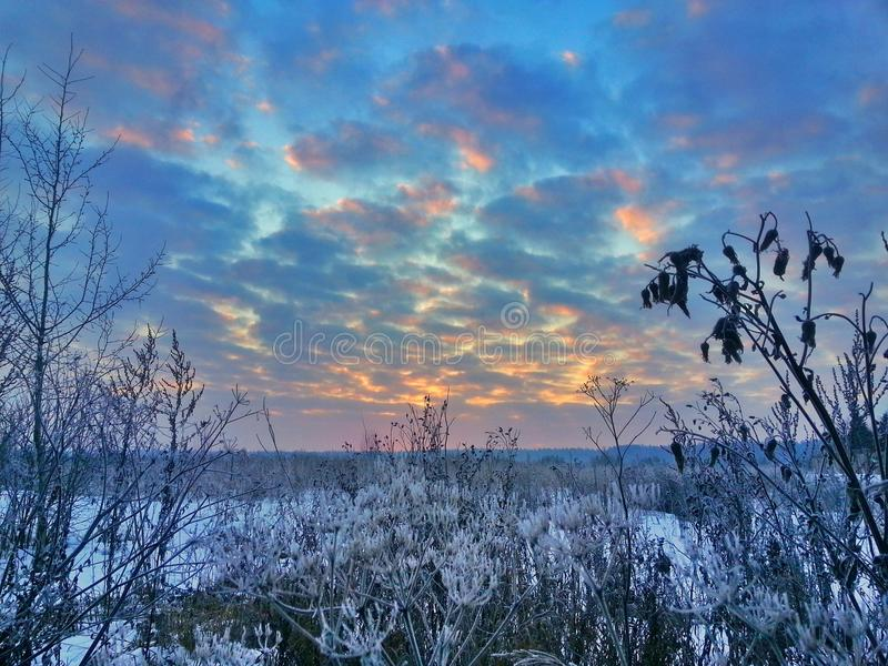 Όμορφος ουρανός στοκ φωτογραφίες