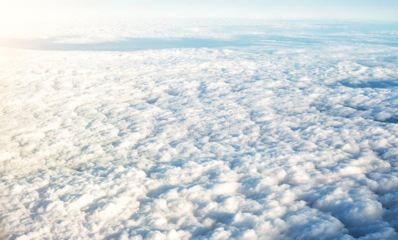 όμορφος σωρείτης σύννεφων στοκ φωτογραφίες