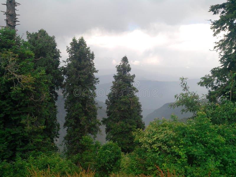 Όμορφος φυσικός scenary του Πακιστάν στοκ εικόνα με δικαίωμα ελεύθερης χρήσης