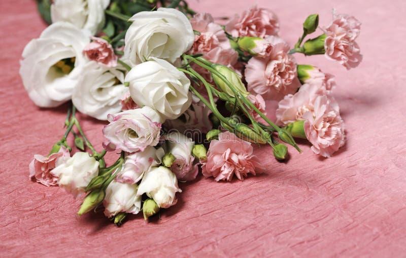 όμορφος floral ρύθμισης στοκ εικόνα
