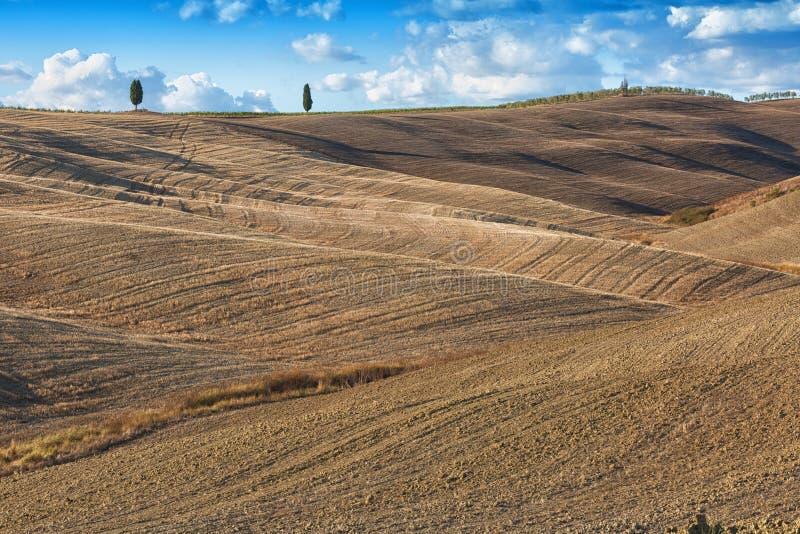 Όμορφο αγροτικό τοπίο στοκ φωτογραφία με δικαίωμα ελεύθερης χρήσης