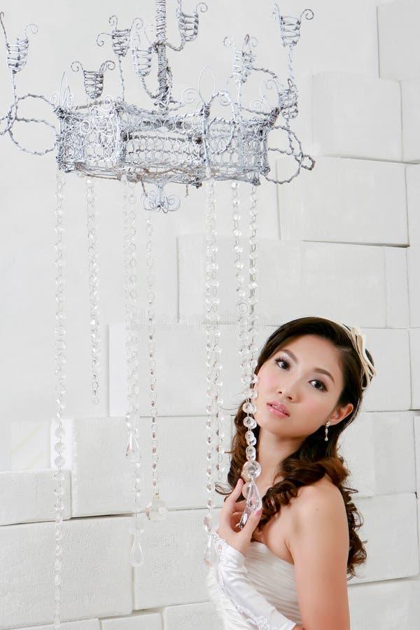 όμορφο κορίτσι φωτογραφ&iota στοκ εικόνες