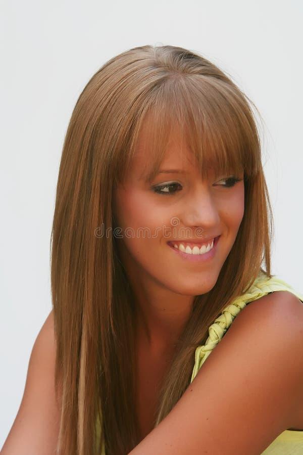 όμορφο κορίτσι στοκ φωτογραφία