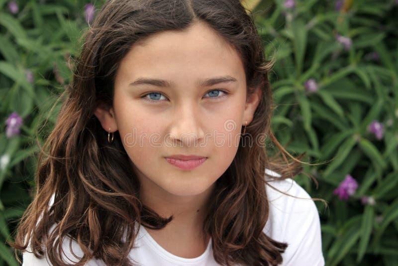 όμορφο κορίτσι στοκ εικόνες