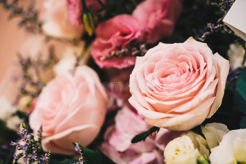 όμορφο λουλούδι ανθοδεσμών στοκ εικόνα