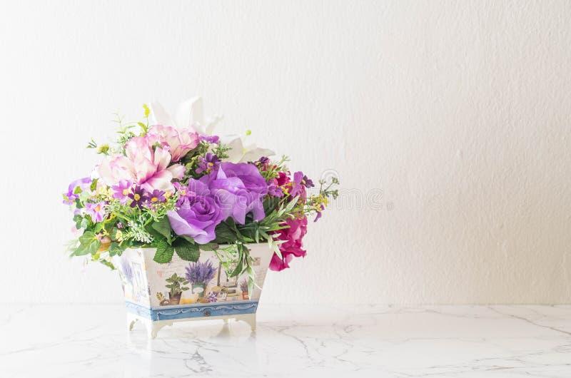 Όμορφο λουλούδι ανθοδεσμών στοκ εικόνα με δικαίωμα ελεύθερης χρήσης