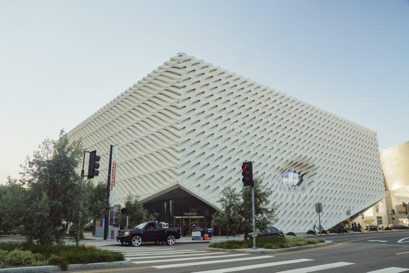 Όμορφο μουσείο - ο ευρύς στοκ εικόνα