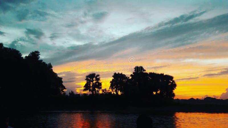 Όμορφο Μπανγκλαντές στοκ φωτογραφίες με δικαίωμα ελεύθερης χρήσης
