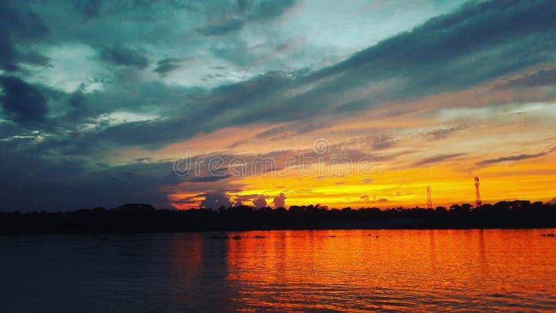 Όμορφο Μπανγκλαντές στοκ εικόνες