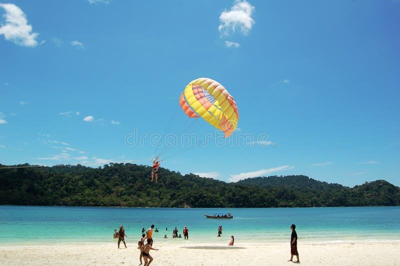 όμορφο νησί τροπικό στοκ φωτογραφίες με δικαίωμα ελεύθερης χρήσης