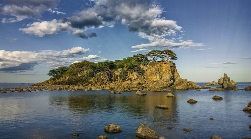 όμορφο νησί στοκ εικόνες