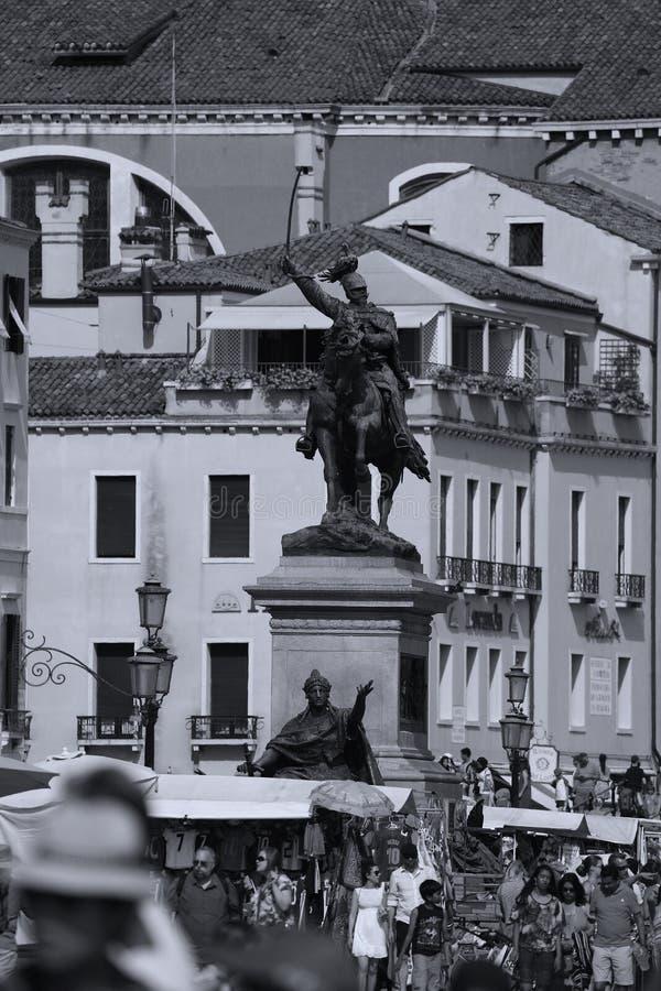 όμορφο παλαιό ταξίδι Βενετία της Ιταλίας προορισμού κτηρίων στοκ εικόνα