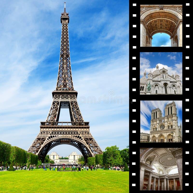 Όμορφο Παρίσι στοκ φωτογραφία με δικαίωμα ελεύθερης χρήσης
