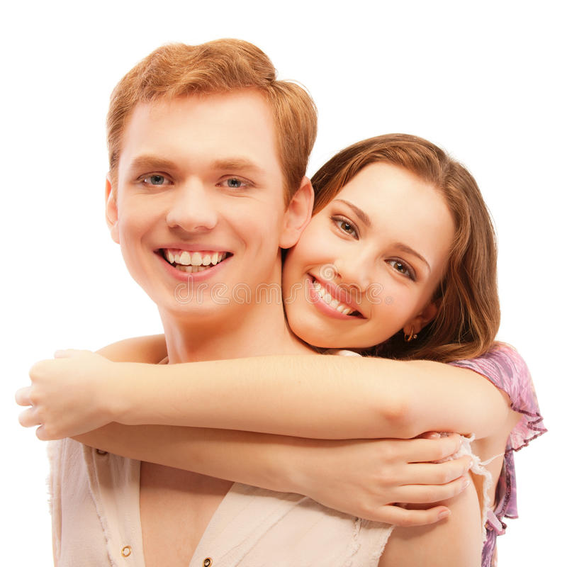 όμορφο πορτρέτο αγάπης ζε&ups στοκ εικόνες με δικαίωμα ελεύθερης χρήσης