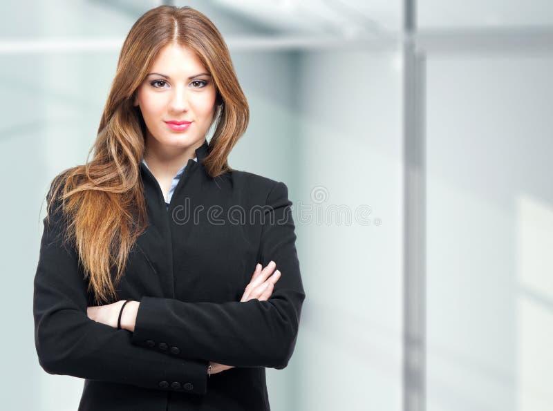 Θηλυκός ανώτερος υπάλληλος στοκ εικόνες