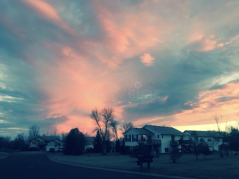 Όμορφο πρωί στοκ φωτογραφία με δικαίωμα ελεύθερης χρήσης