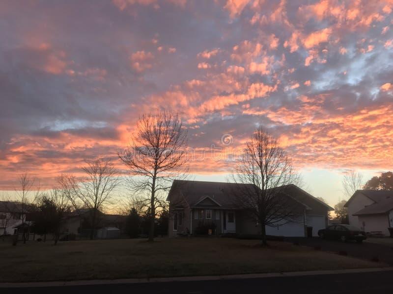 Όμορφο πρωί στοκ φωτογραφίες