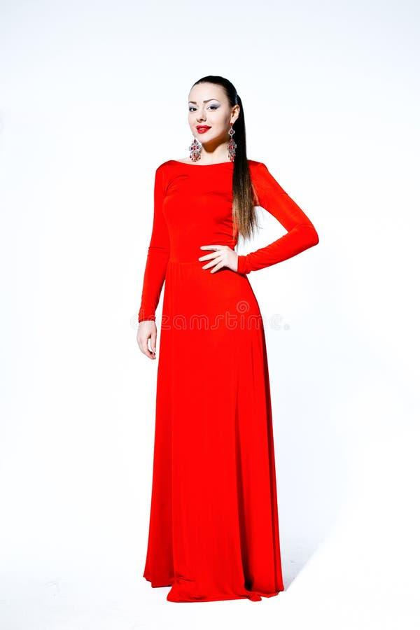 όμορφο πρότυπο κόκκινο φο&r στοκ εικόνα