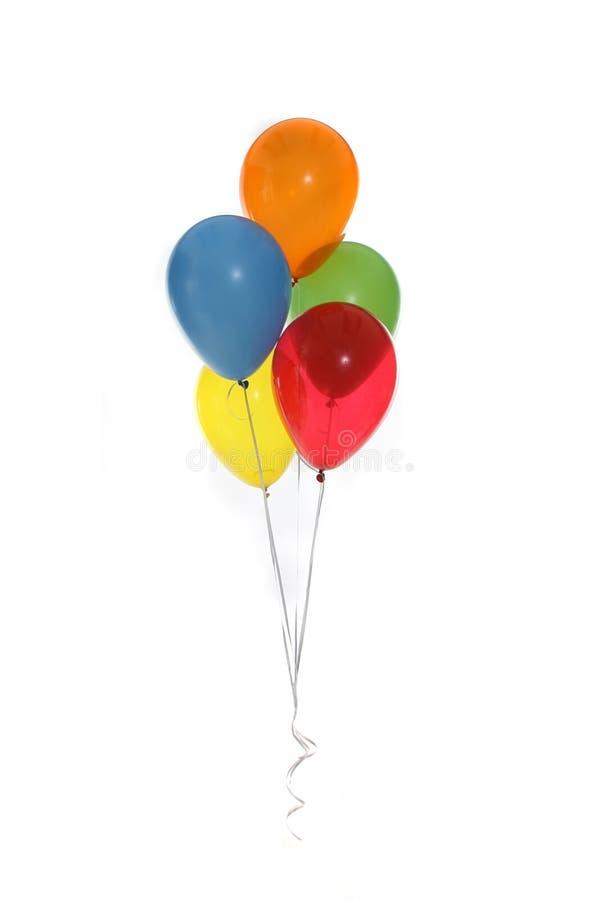 όμορφο συμβαλλόμενο μέρος μπαλονιών στοκ φωτογραφία