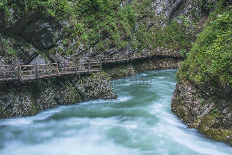 Όμορφο τοπίο των ιουλιανών Άλπεων, Σλοβενία, Ευρώπη στοκ φωτογραφία με δικαίωμα ελεύθερης χρήσης