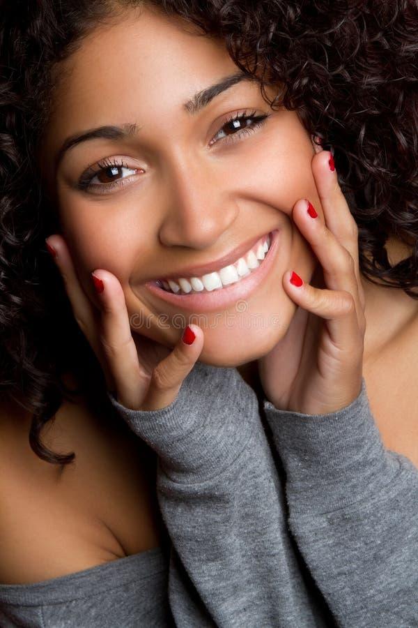όμορφο χαμόγελο κοριτσι στοκ εικόνες με δικαίωμα ελεύθερης χρήσης