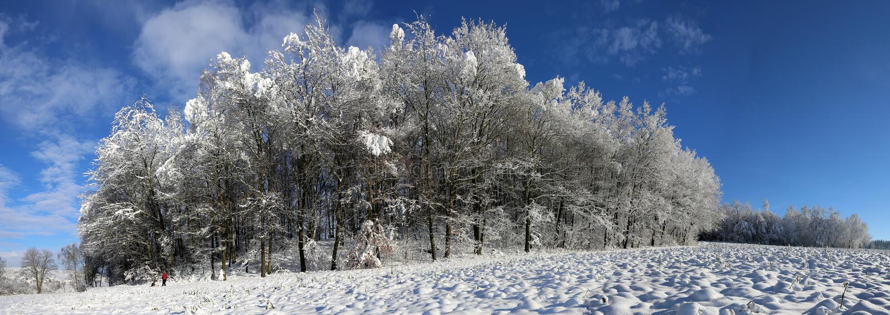Όμορφο χειμερινό τοπίο στοκ φωτογραφίες