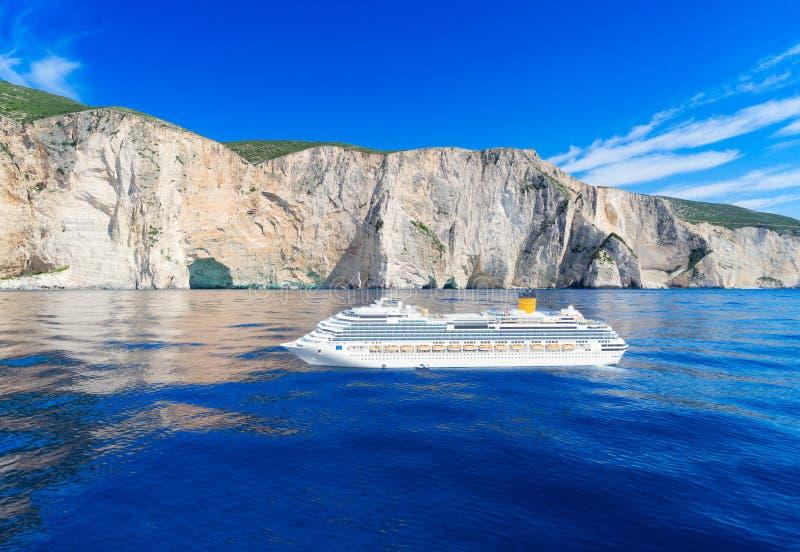 Όμορφο lanscape του νησιού Zakinthos στοκ φωτογραφία με δικαίωμα ελεύθερης χρήσης