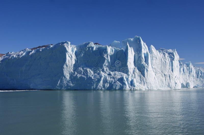 όμορφο perito του Moreno παγετώνων τ&eta στοκ φωτογραφία
