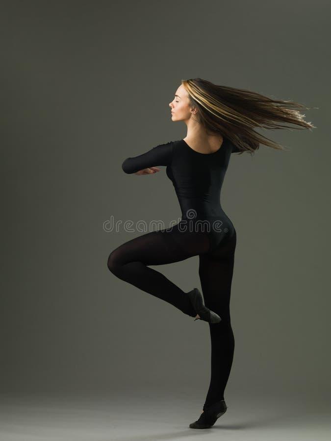 Όμορφο pirouette στοκ φωτογραφίες