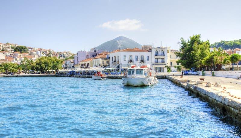 Όμορφο Pylos, Ελλάδα στοκ εικόνα με δικαίωμα ελεύθερης χρήσης