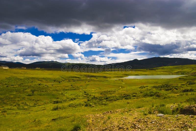 όμορφο shangri Λα στοκ φωτογραφία με δικαίωμα ελεύθερης χρήσης