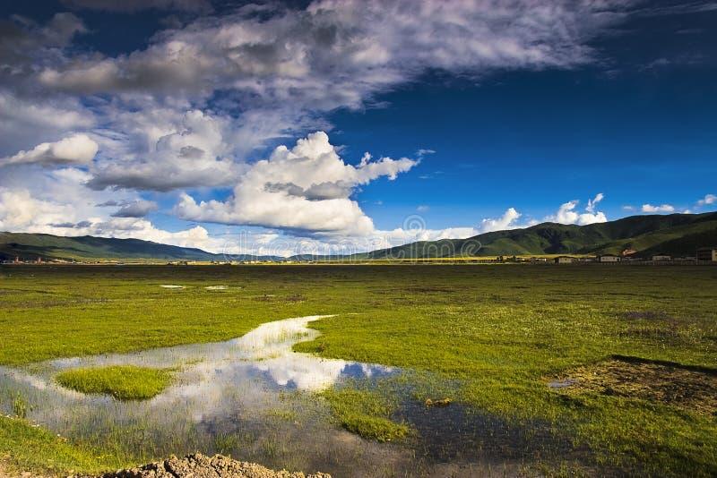 όμορφο shangri Λα στοκ εικόνες