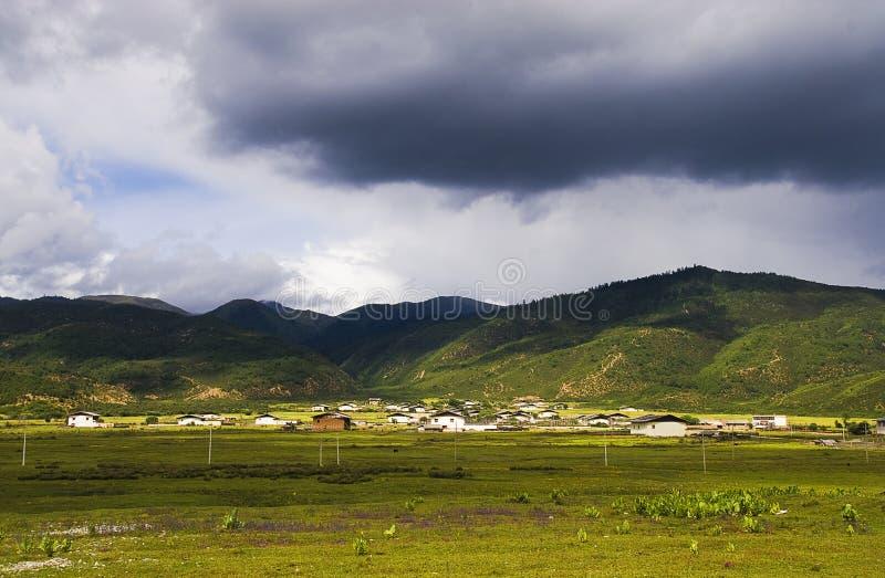 όμορφο shangri Λα στοκ φωτογραφίες με δικαίωμα ελεύθερης χρήσης