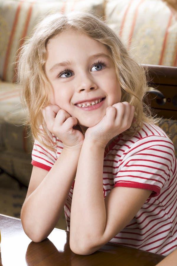όνειρα παιδιών στοκ φωτογραφία με δικαίωμα ελεύθερης χρήσης