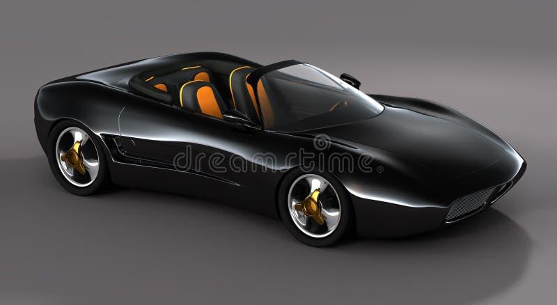 όνειρο αυτοκινήτων απεικόνιση αποθεμάτων