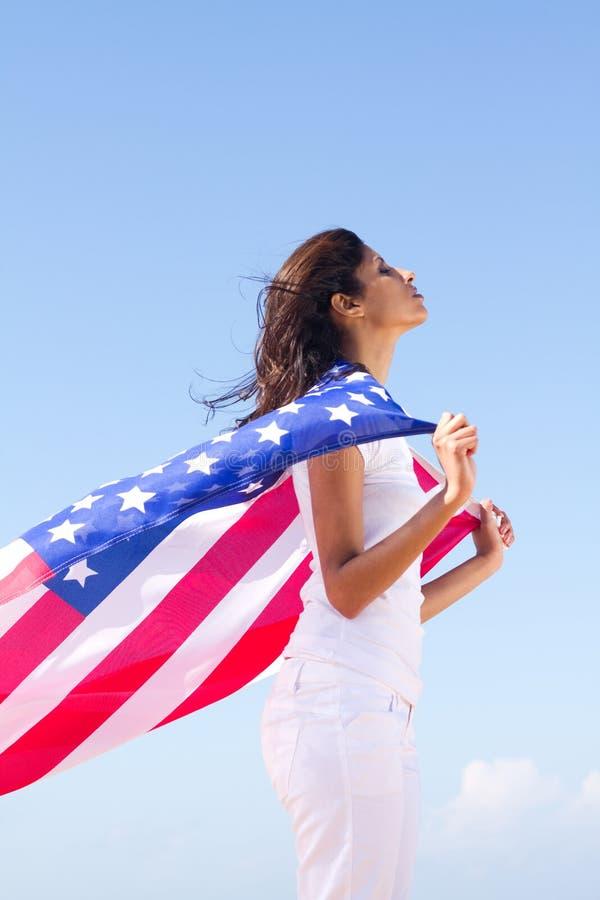 Όνειρο της Αμερικής στοκ εικόνες με δικαίωμα ελεύθερης χρήσης