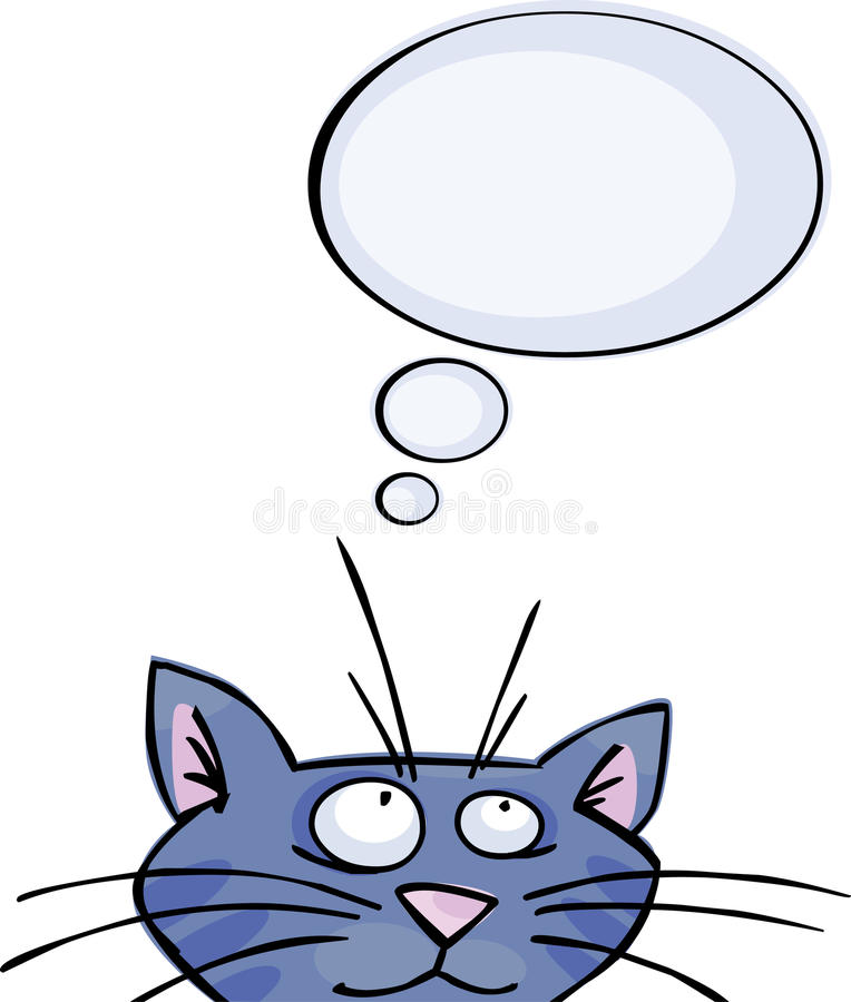 Download όνειρο s γατών διανυσματική απεικόνιση. εικονογραφία από απεικόνιση - 13185825
