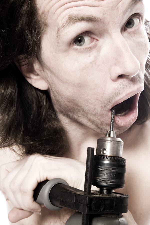 όντας οδοντίατρος ι VE μου στοκ εικόνα με δικαίωμα ελεύθερης χρήσης