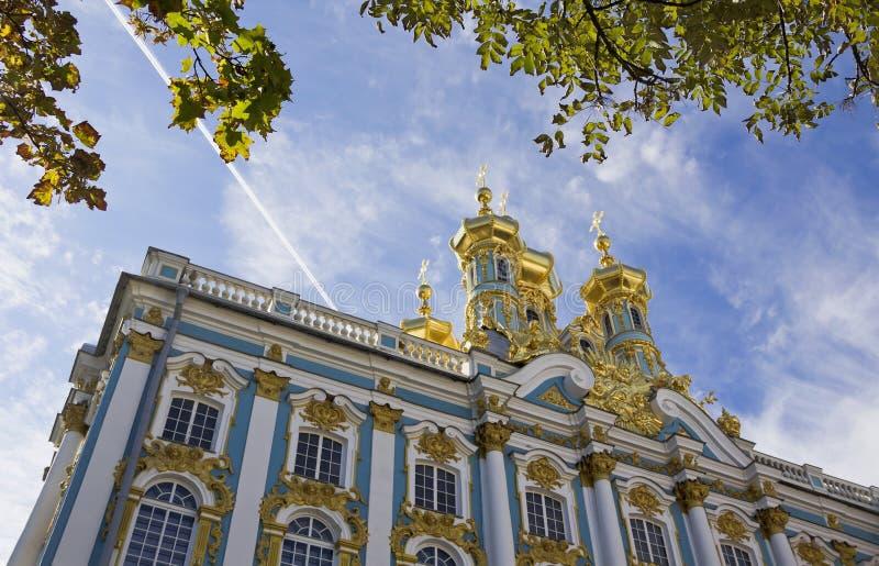 Download όπως χτίζεται η δέκατη όγδοη αυτοκράτειρα ι αιώνα της Catherine καλοκαίρι Selo κατοικιών παλατιών Tsarskoye ήταν Κατώτατη όψη Στοκ Εικόνα - εικόνα από ιστορία, καθαρίστε: 62723007