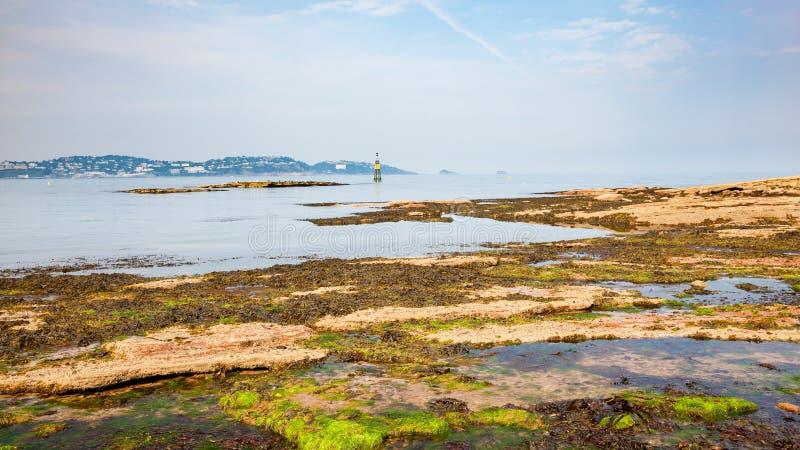 Όρμος Paignton Devon νεράιδων στοκ φωτογραφίες με δικαίωμα ελεύθερης χρήσης