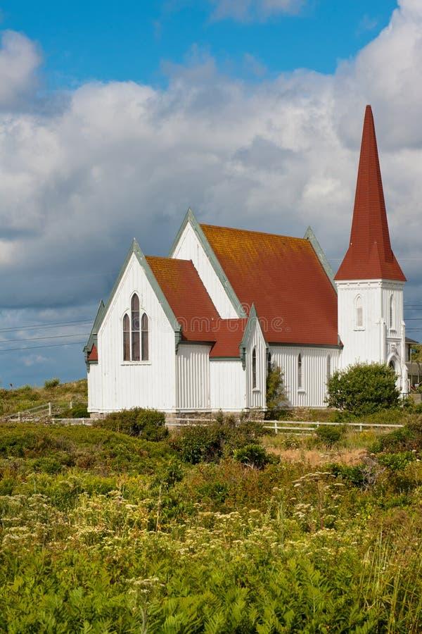 όρμος Peggy εκκλησιών στοκ εικόνα