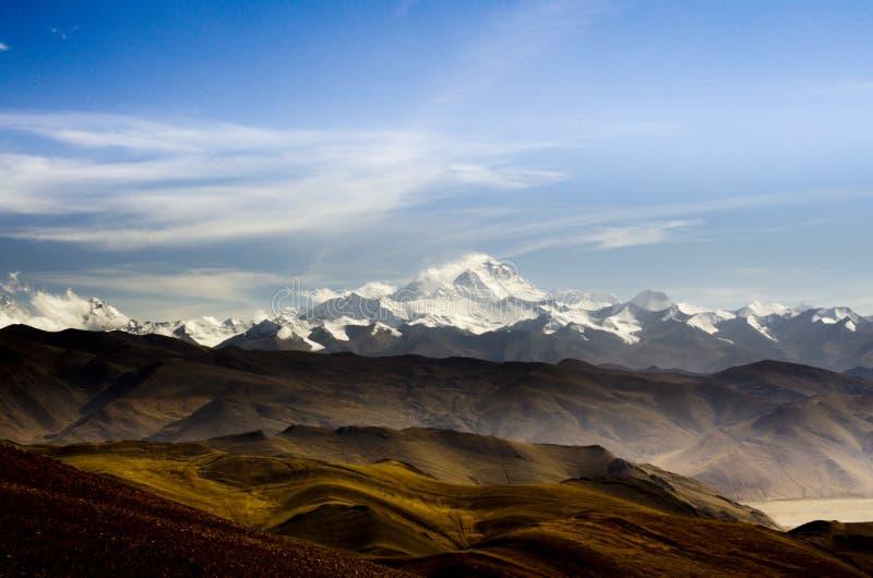 Όρος Έβερεστ στοκ φωτογραφία με δικαίωμα ελεύθερης χρήσης