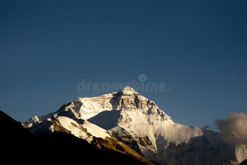 Όρος Έβερεστ στοκ φωτογραφία