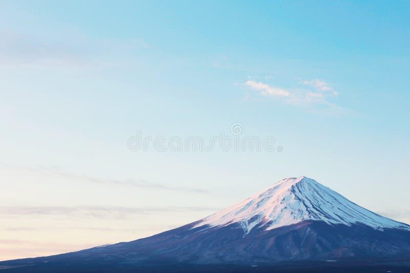 Όρος Φούτζι στοκ εικόνες