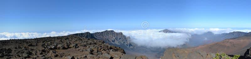 Όρος Haleakala στοκ εικόνες